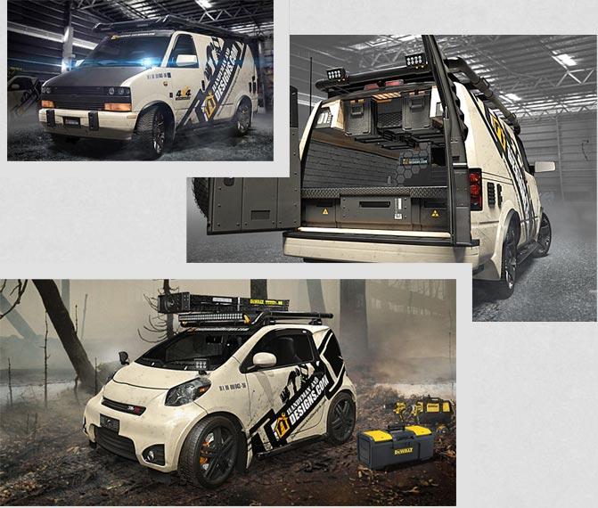 Handyman Vehicles