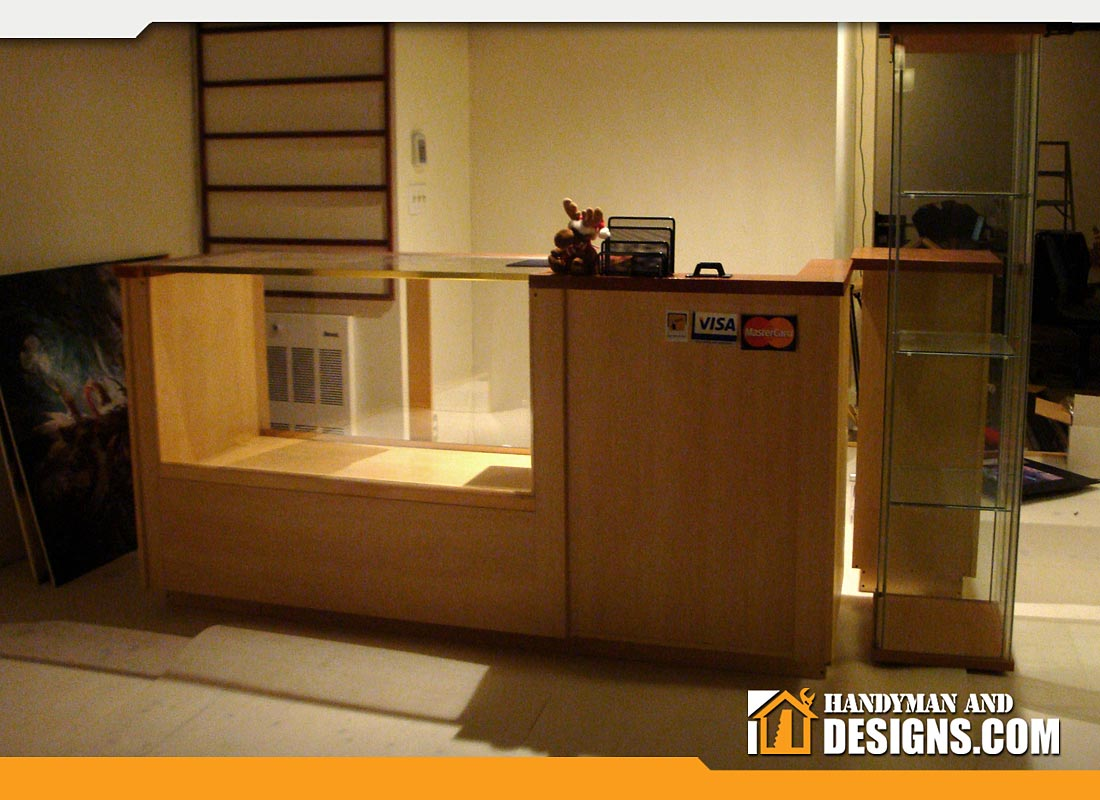 Custom Counter Display Unit img-2