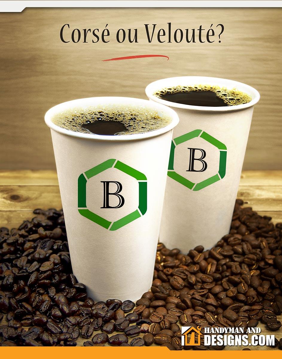 Milton B Product Promo Poster Design img-3